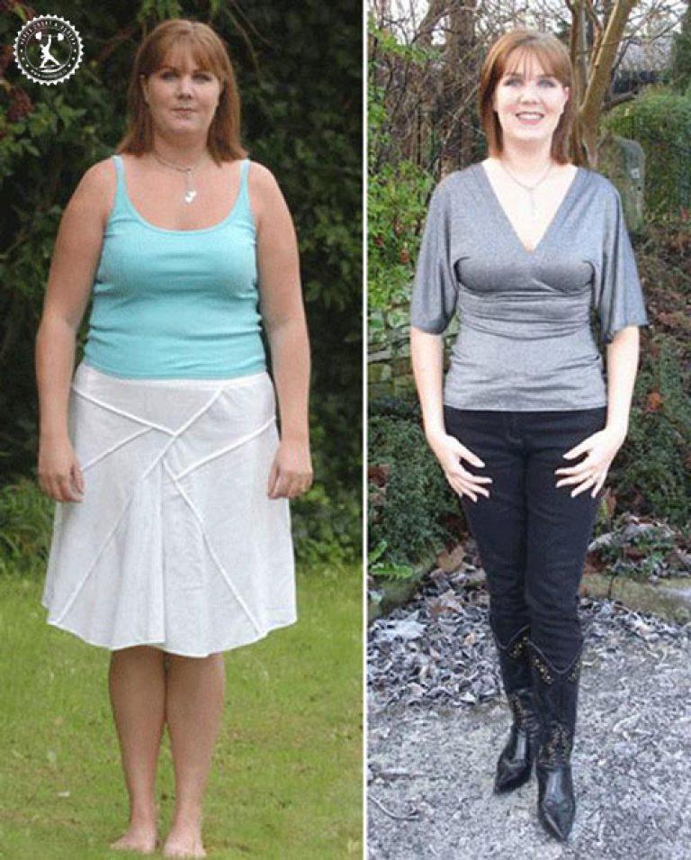 Те кто похудел их диеты и