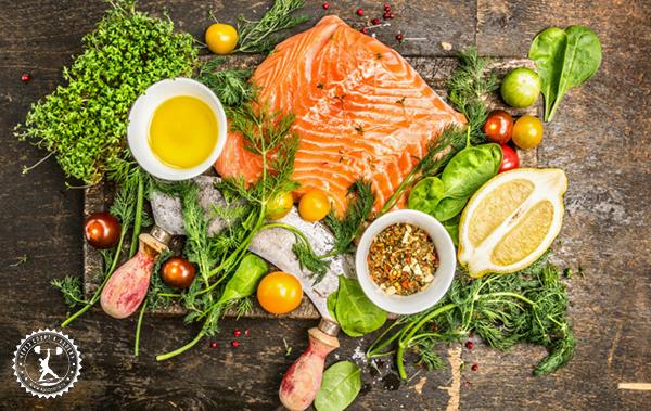 меню правильного питания для похудения в граммах