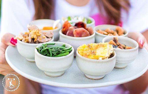 Правильное питание для похудения – меню на каждый день