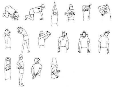 Комплекс упражнений для прокачки рук
