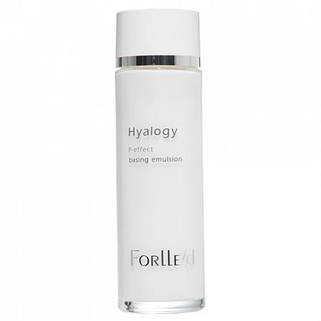 Суперувлажняющий крем для лица Forlle d' Hyalogy Peffect Basing Emulsion
